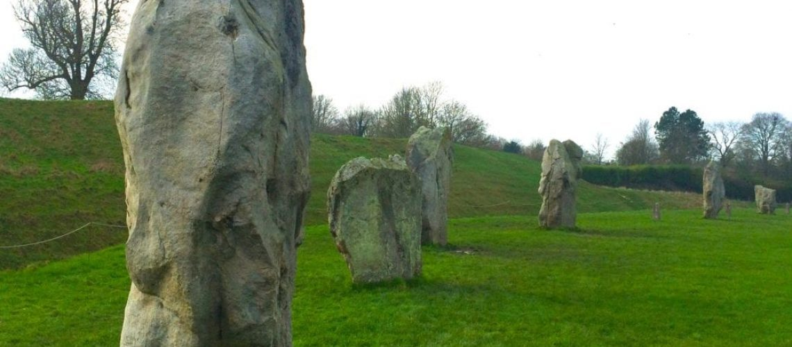 Avebury 6th January 2016