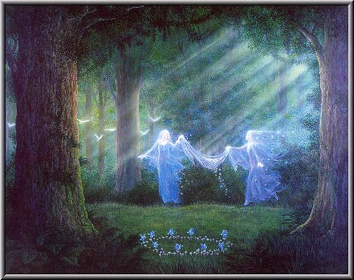 Readings with Spirits