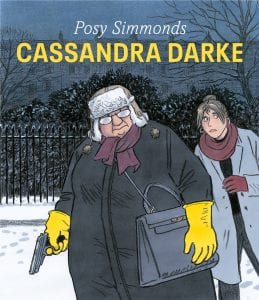 Book Cover Cassandra Darke